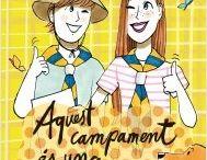 Llibres per als qui ja no són tant menuts... / Llibres Infantils i juvenils