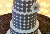 Black and White / Black and white inspired cakes & desserts