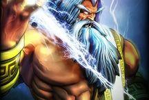 Greekian Gods / Kuvia Greekin Jumalista