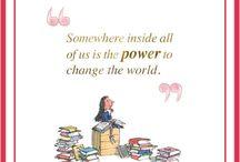 Quotes  - Children's books
