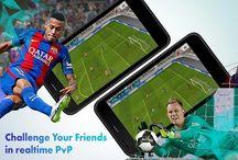 Forulike لعبة PES 2017 متاحة الآن لأجهزة الجوال - حمل لعبة بيس 2017 الآن على هاتفك