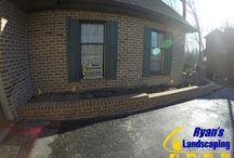 Brick Masonry Contractors - Hanover Pa - Ryan's Landscaping
