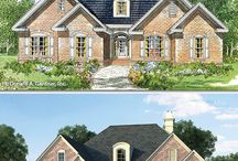 Before and After Renderings / We have created updated renderings for a selection of Donald Gardner home plans. See a before and after comparison here!