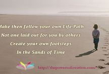 Life Quotes / Original quotations about life
