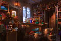 Harry Potter a Fantastická zvířata