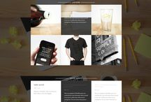 Wordpress Examples (Enquiry) - Portfolio / A list of Wordpress templates that are Search engine friendly, Load fast, Easy to update, Beautifully designed, Responsive... Designed to get your business noticed