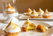 desserts français