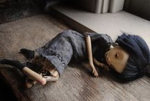 Dolls 1 / by Maria Childers