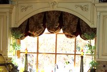 Ideas - Window Treatments / by Bill and Stephanie Norman