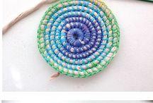 canasto crochet