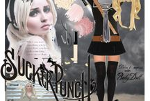 My Polyvore Themed Creations / SuckerPunch!