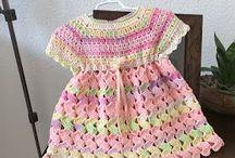 Kız çocuğu elbisesi yapalım