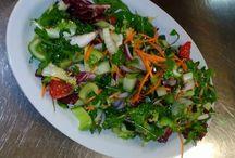 insalata depurativa e bruciagrassi