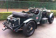 Bentley- vecchie glorie