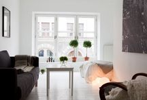 WHITE FLOORS / by RP Pins
