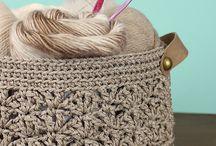 pletení veci