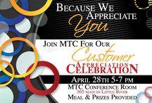 Events at MTC