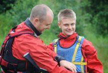Canoeing with Bendrigg / Canoeing & Kayaking with Bendrigg Trust