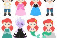 princesas desenhos
