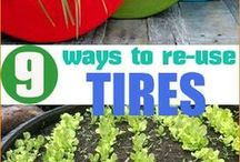 tire upcycling