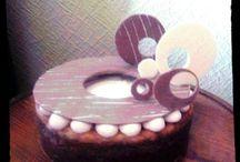 мои работы.торты на заказ.