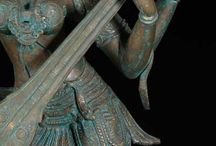 Indian Deities - Saraswati / by Andrew Abranches