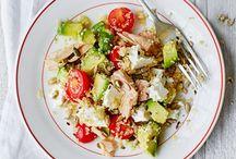 salads I've tried