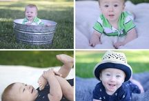 6 Months Photography