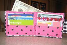 purse, wallet