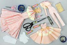 Barbie ropa y patrones