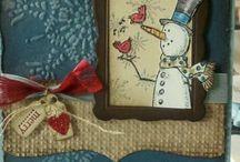 snowmen / by Tammy Smart
