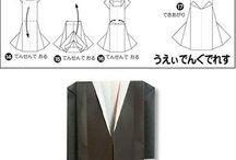Origami - Dress