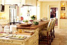 Work - Kitchen and Bath Ideas / by Cristina Crawford Wilson