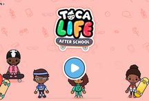 Toca boca / My fav game