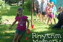 Music Games and Camps