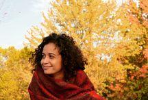 """Anitya """"Le Shâl"""" / Châles de méditation faites de manière artisanaux et tissés à la main par  les  artisans du monde."""