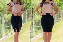 modelos de blusa