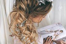 Menyasszonyi haj