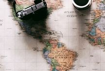travel / destinations & inspirations for my future travels