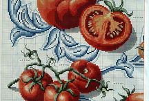 Cross Stitch / Kitchen
