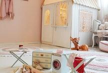 Playroom Ideas / by Jennifer Blair Knutson