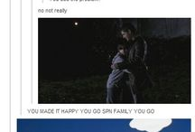 SPN / Family don't end with blood.