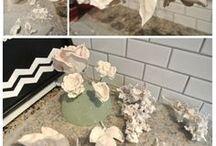 plaster flover