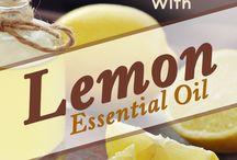 Lemon Essential Oils