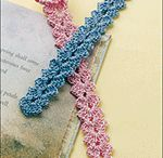 Crochet Bookmarks / My favourite selection of other peoples crochet bookmarks