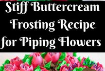 Cake Icings and Frostings / Find the easy and best way to frost and ice your cakes.