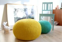 wool / modern, beautiful things that can be knit, felted or crocheted.