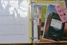 Homeschool Transcripts, Portfolios, Records, & Planners / record keeping, portfolios, transcripts for homeschool and unschooling