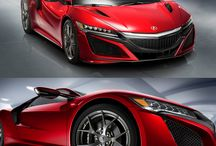 Acura NSX Super Sports Cars / Get general information regarding the  Acura NSX super sports cars, including news, reviews, specifications, pricing, sale and more.