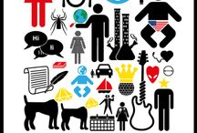 Cool pictograms / by Lord Basuki